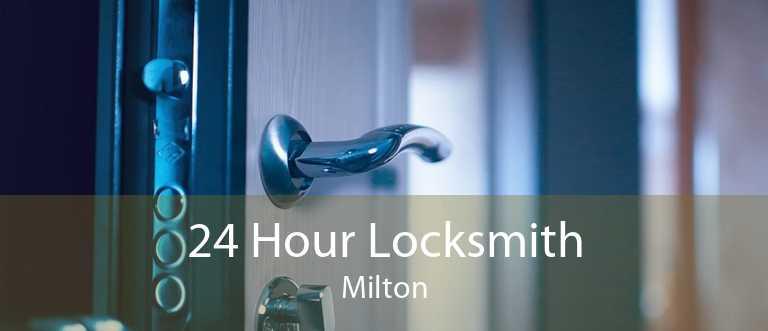 24 Hour Locksmith Milton