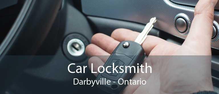 Car Locksmith Darbyville - Ontario
