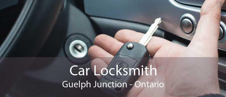Car Locksmith Guelph Junction - Ontario