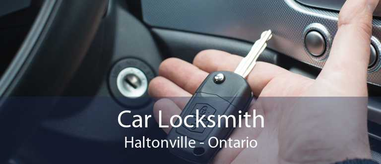 Car Locksmith Haltonville - Ontario