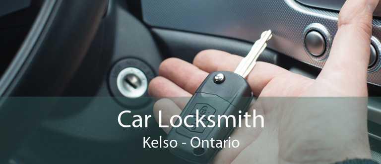 Car Locksmith Kelso - Ontario