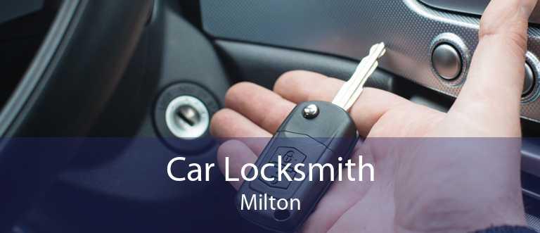 Car Locksmith Milton