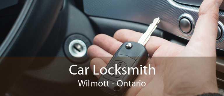 Car Locksmith Wilmott - Ontario