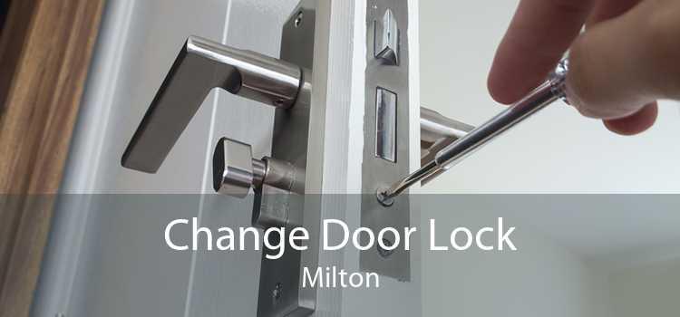 Change Door Lock Milton