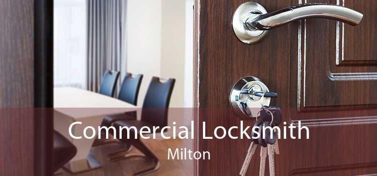 Commercial Locksmith Milton