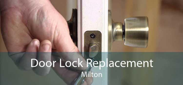 Door Lock Replacement Milton