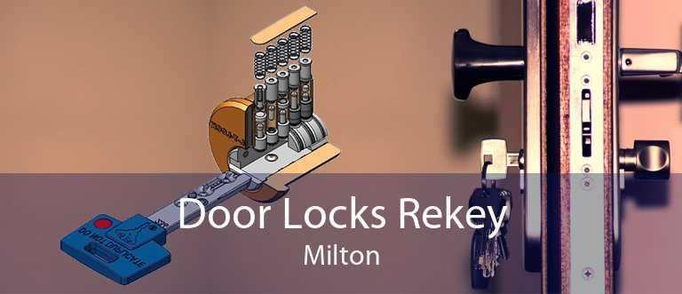 Door Locks Rekey Milton
