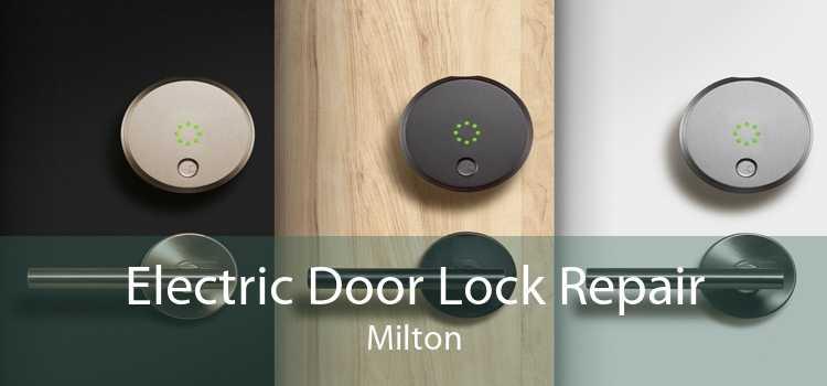 Electric Door Lock Repair Milton