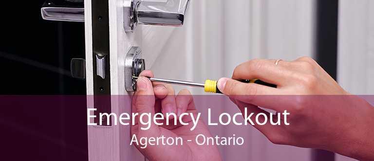 Emergency Lockout Agerton - Ontario