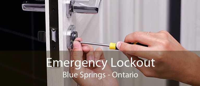 Emergency Lockout Blue Springs - Ontario