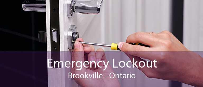 Emergency Lockout Brookville - Ontario