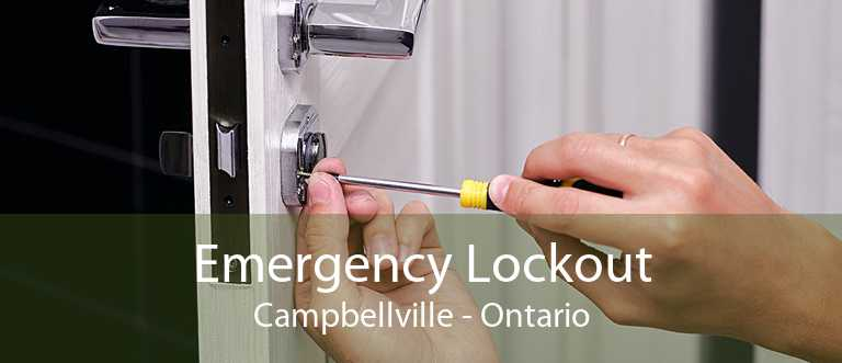 Emergency Lockout Campbellville - Ontario