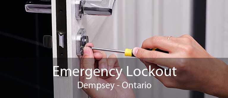 Emergency Lockout Dempsey - Ontario