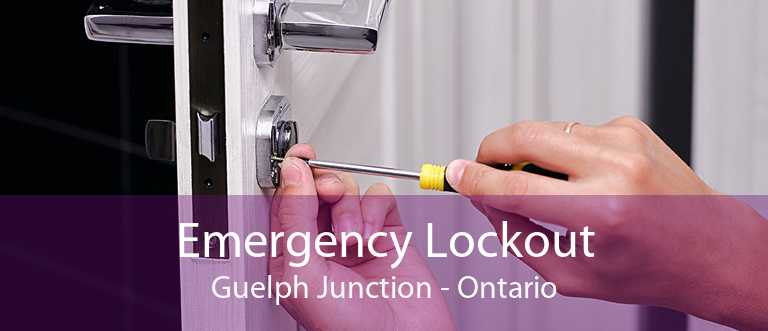 Emergency Lockout Guelph Junction - Ontario