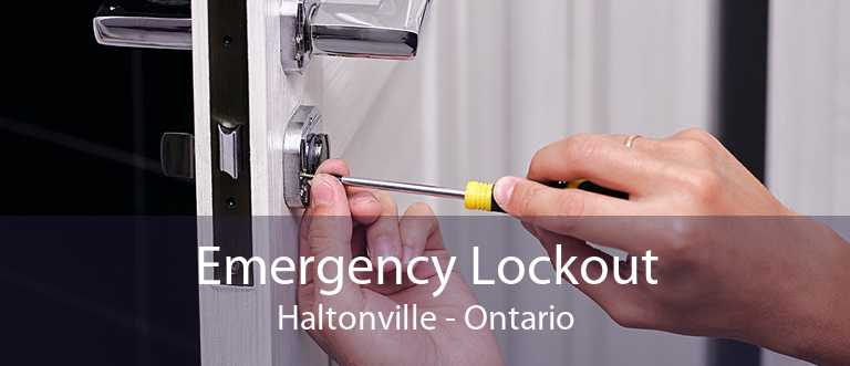 Emergency Lockout Haltonville - Ontario