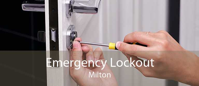 Emergency Lockout Milton