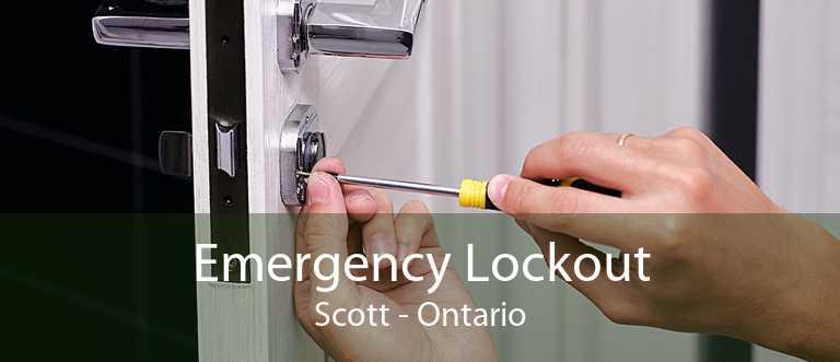 Emergency Lockout Scott - Ontario