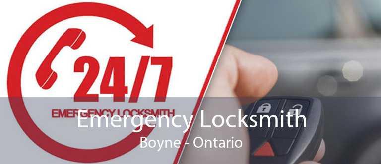 Emergency Locksmith Boyne - Ontario