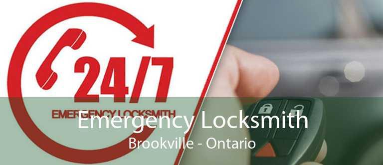 Emergency Locksmith Brookville - Ontario