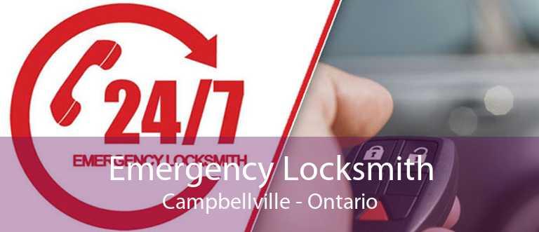 Emergency Locksmith Campbellville - Ontario
