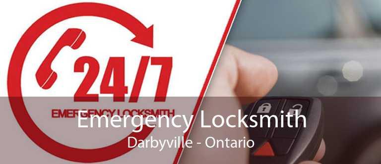 Emergency Locksmith Darbyville - Ontario
