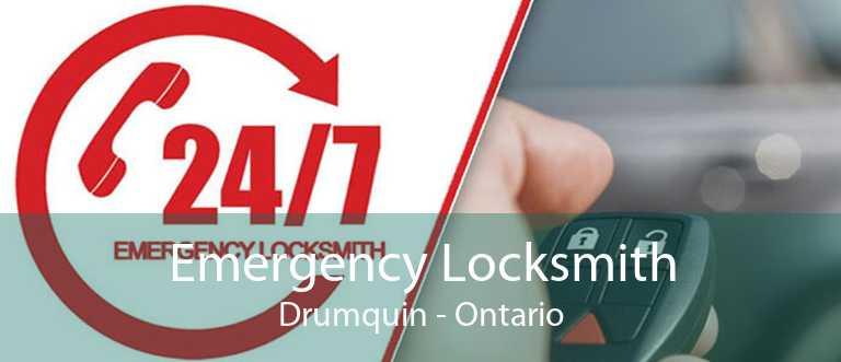 Emergency Locksmith Drumquin - Ontario