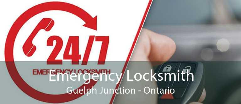 Emergency Locksmith Guelph Junction - Ontario