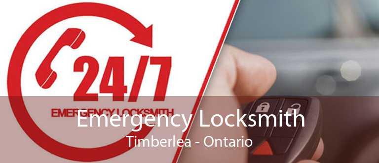 Emergency Locksmith Timberlea - Ontario