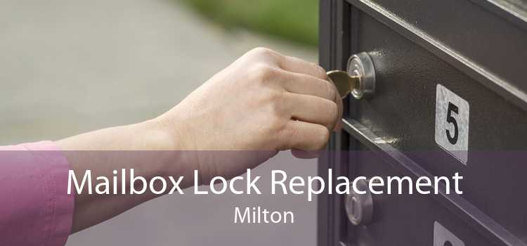 Mailbox Lock Replacement Milton