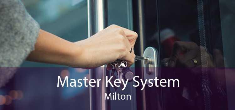 Master Key System Milton