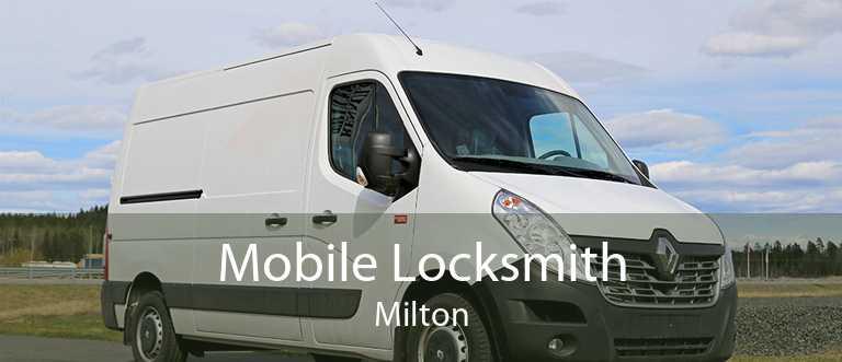 Mobile Locksmith Milton