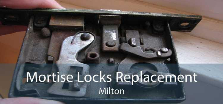 Mortise Locks Replacement Milton