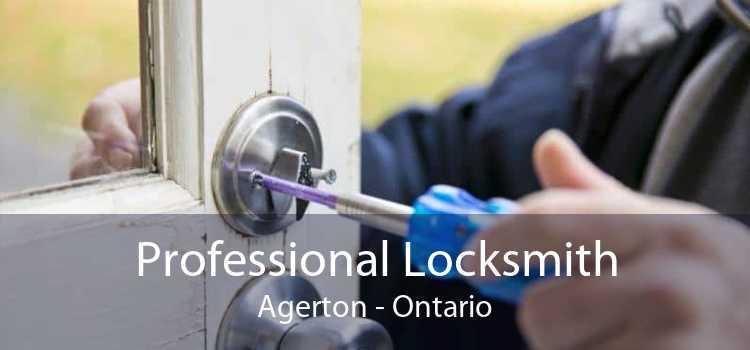 Professional Locksmith Agerton - Ontario