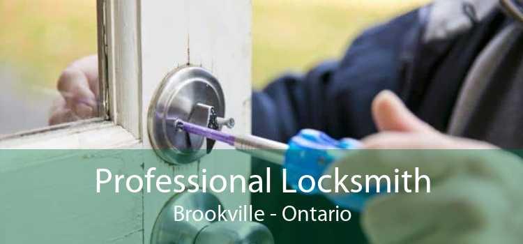 Professional Locksmith Brookville - Ontario