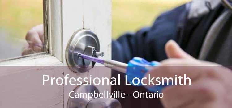 Professional Locksmith Campbellville - Ontario