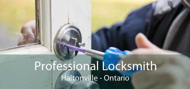 Professional Locksmith Haltonville - Ontario