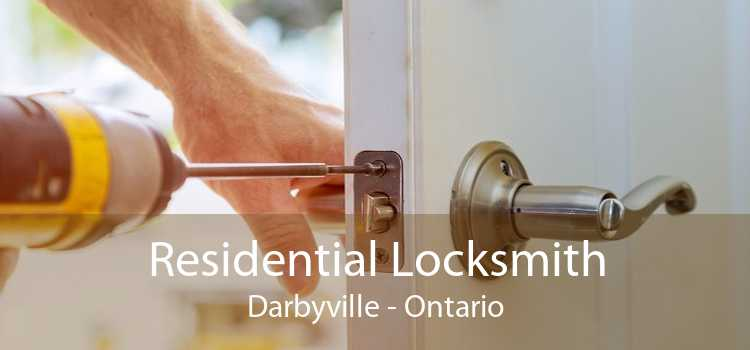 Residential Locksmith Darbyville - Ontario