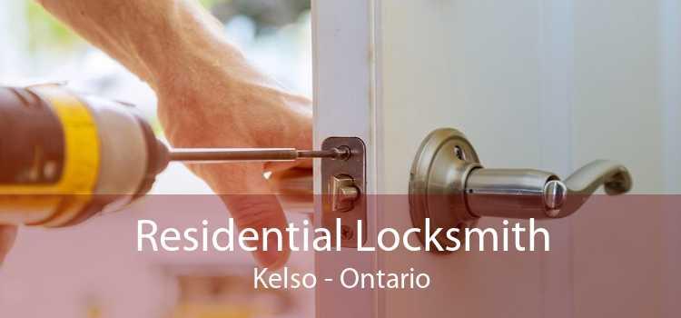 Residential Locksmith Kelso - Ontario