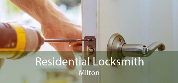 Residential Locksmith Milton