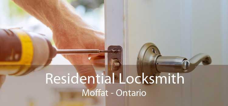 Residential Locksmith Moffat - Ontario